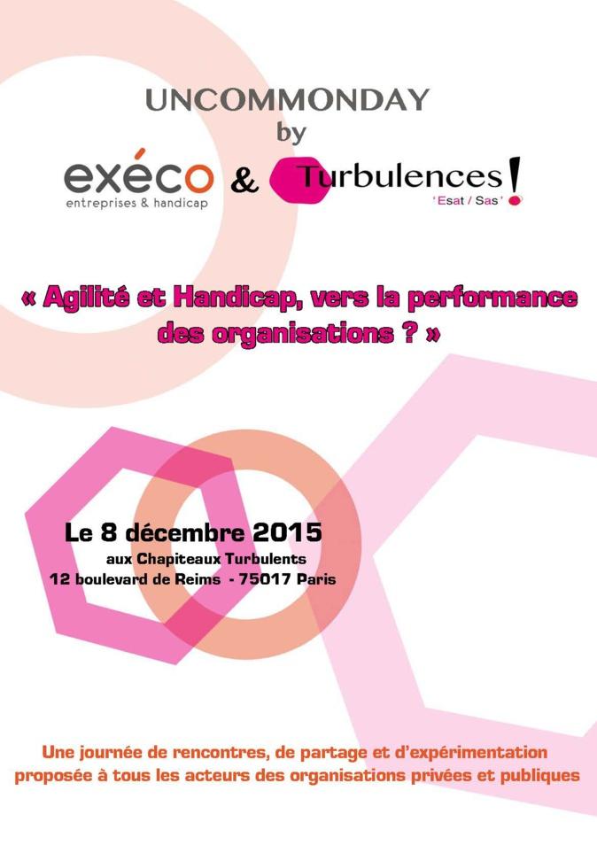 8 décembre : Agilité et Handicap, vers la performance des organisations ?