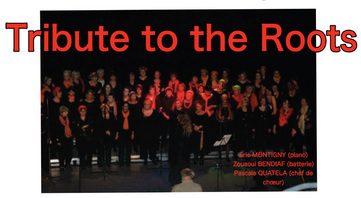 Concert Gospel > Samedi 17 mai 19h30