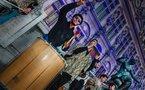 Journée de l'autisme - Batucada Turbulente ! - Lundi 2 avril 2012, Parvis de l'Hôtel de Ville, 19h