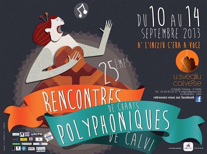 rencontres polyphoniques de calvi 2013