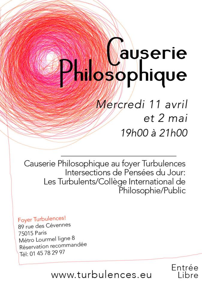 Causerie Philosophique