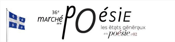 36e Marché de la Poésie 2018 et sa Périphérie