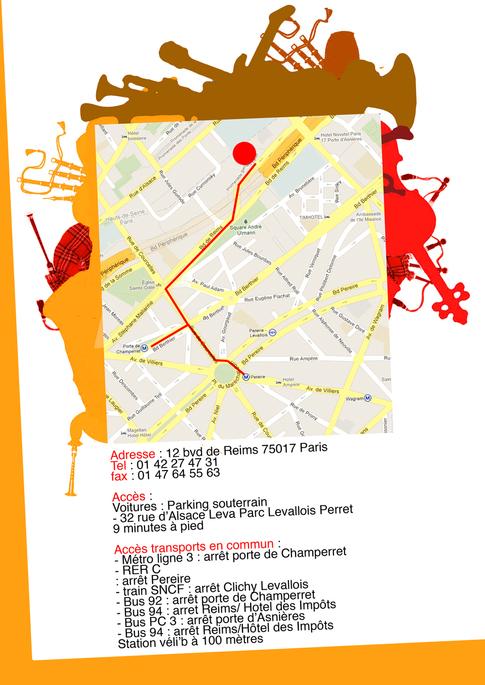 Samedi 4 février 2012  à 19H - Burn's Super ||| DINER COMPLET |||