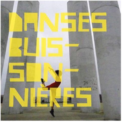 Danses Buissonnières Mercredi 9 mai à 20H30