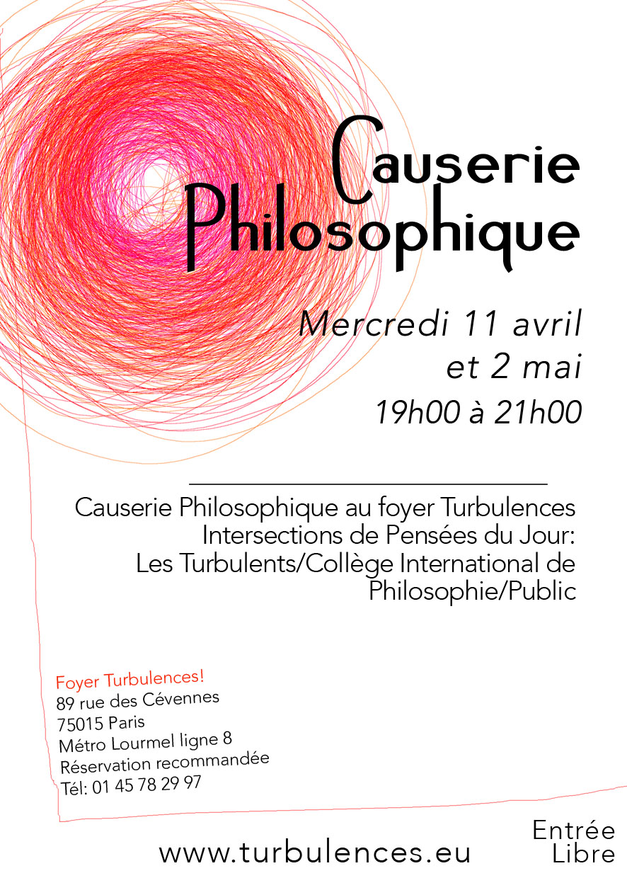 Causerie Philosophique