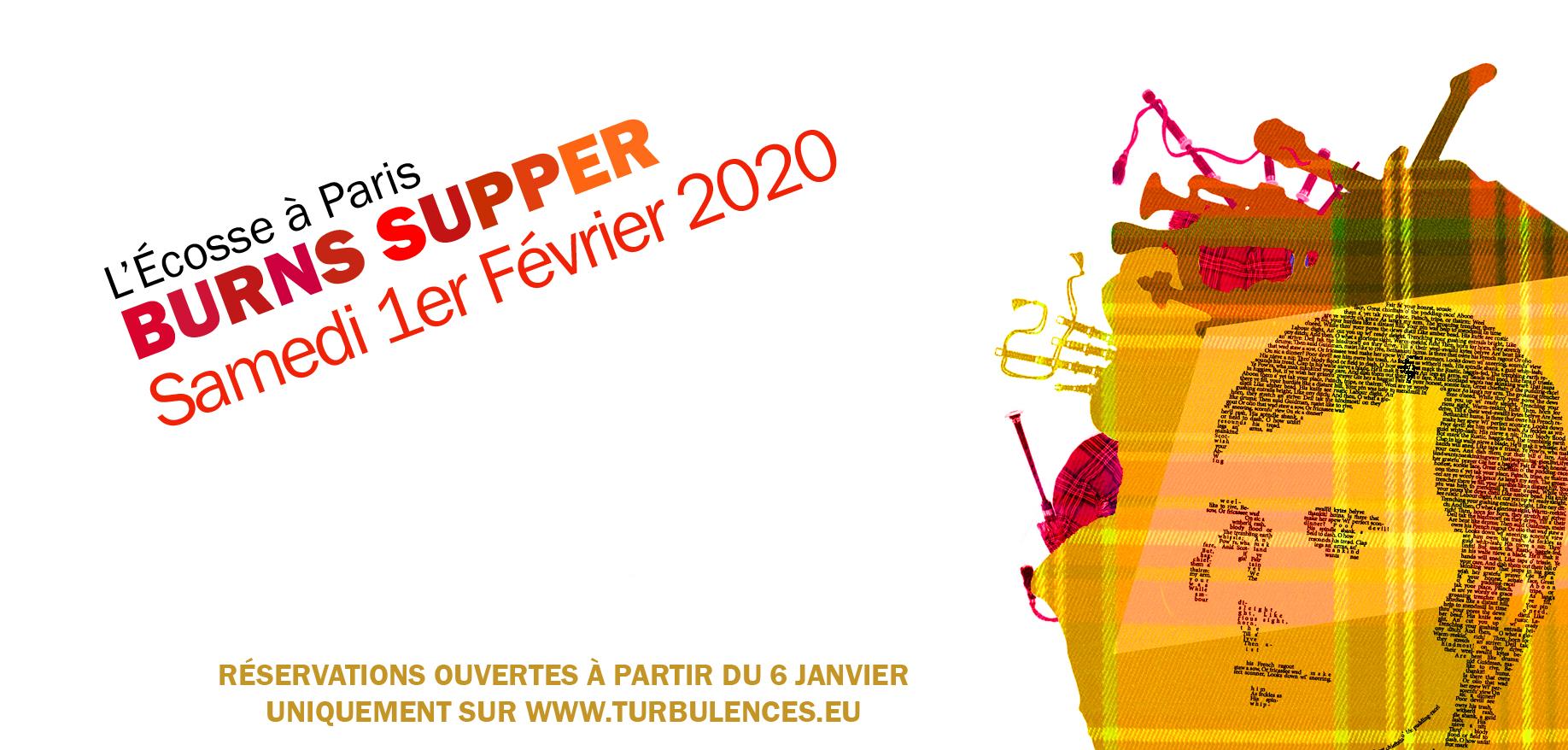 BURNS SUPPER 2020