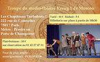 """Vendredi 10 décembre 19h00 Взгляд """"Le regard"""" par la troupe du studio théâtre d'intégration « Kroug 1»"""