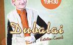 DUBALAI vendredi 11 mars à 19h30