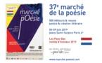 Le 5, 8 et 29 juin > 37e marché de la poésie