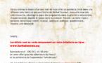 Reprise de la création Turbulences  / Cie HVDZ : TROUBLE