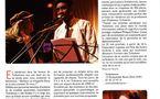 A la croisée des mondes - Levallois Info Mai 2012 (Presse)