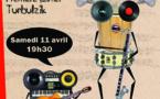 Concert Greg et Denis Colin / Turbulzik - 11 avril à 19h30